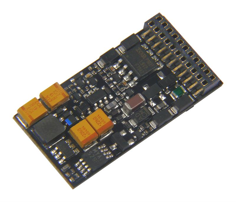 Zimo MXTAPV Tester Board With Speaker For All Types Of Decoder /& Connection Type